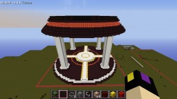 The Forbidden Temple Of The Nether Minecraft Map & Project