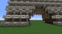 Mideval Castle Minecraft Map & Project