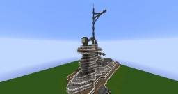[Tutorial] Building a superstructure for any modern ship in an awful lot of steps! Minecraft Blog Post