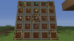 Better Tools/Redstone Texture pack