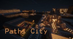 Paths City Minecraft Project