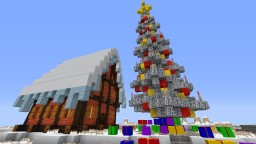 Zedercraft Christmas HD [256x-128x] [1.12] Minecraft