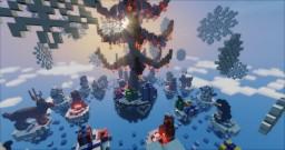 Skywars: Xmas Minecraft Map & Project