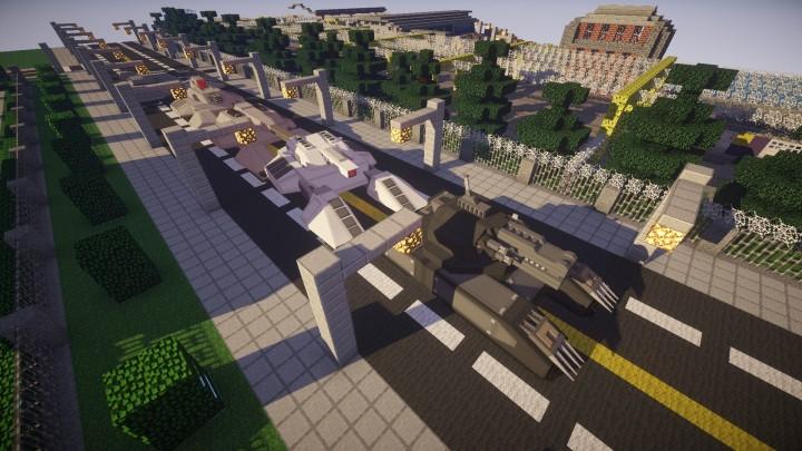 Flan's [1.8] [1.7.10] / Моды для Майнкрафт / Minecraft Inside