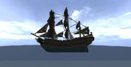 The Black Pearl Minecraft