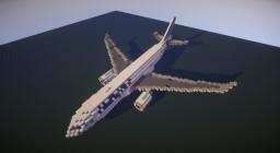 Planes map : Airbus A330-200 Air France