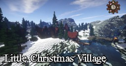 Little Christmas Village + Download Minecraft Map & Project