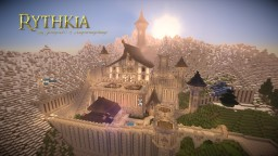 The Kingdom of Rythkia [Medieval/Fantasy Kingdom Build] Minecraft Map & Project