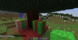 Christmas Tree (Decorated) Minecraft Map & Project