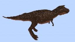 Tyrannosaur Minecraft Map & Project