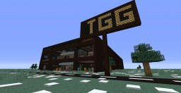 The Official Gaming Geekz HQ! Minecraft Map & Project