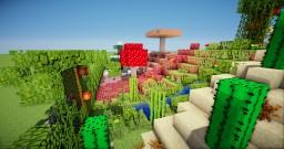 5 Biome Jump | Adventuremap Minecraft Map & Project
