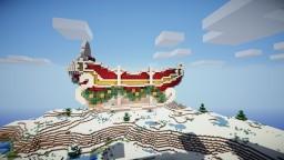Santa's sledge Minecraft Map & Project