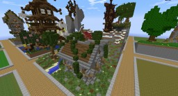 Athion Student Plot #1 Minecraft Map & Project