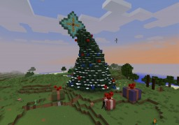 My Christmas Tree! Minecraft Project