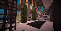 Zombie Apocalypse Apartment Minecraft Map & Project