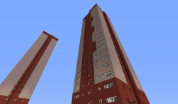 Reidhouse Towerblock Minecraft Map & Project