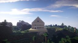 EVM Steves Mansion Minecraft Map & Project