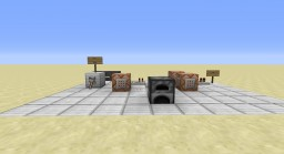 Coal power plant in Minecraft Minecraft Map & Project