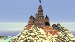 Ceastshire - Medieval  Winter Castle | Download | Built by Valgonir Minecraft Map & Project