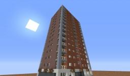 SSHA 15-Storey towerblock Minecraft Map & Project