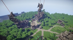Rising Angels (RPG Map) Minecraft Map & Project