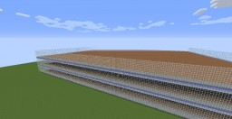 Large farm for a town/city Minecraft Map & Project