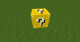 Lucky Blocks Map Minecraft Map & Project