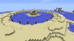 Hunger games map 3: 'Water''' Minecraft Map & Project