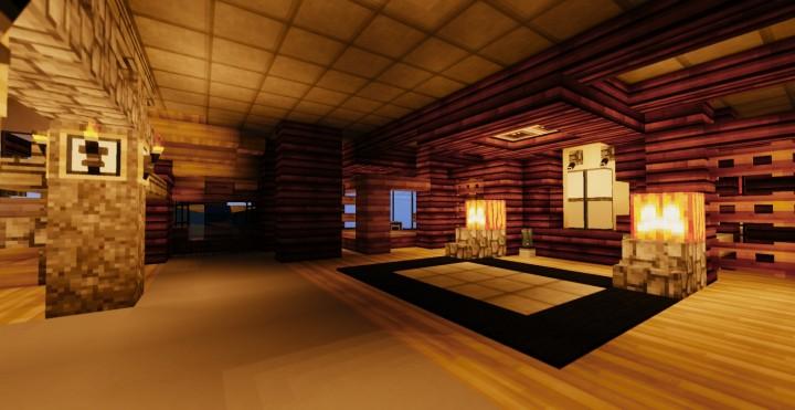 Tsuri Dōrō The Domicile Lantern Modern Oriental