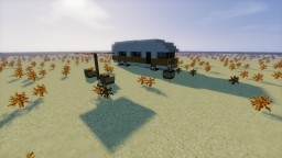 Breaking Bad RV! Minecraft Project