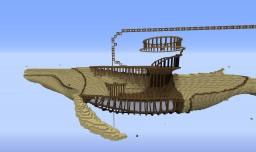 Airship Minecraft
