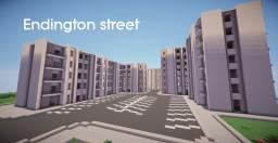 Endington Street Minecraft Map & Project