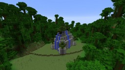 ~The Hanging Gardens~ Minecraft Map & Project