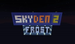 Sky Den 2 - Frost Minecraft Map & Project
