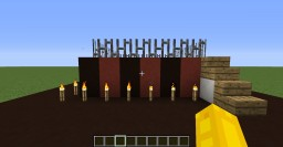 WWE RING Minecraft Map & Project