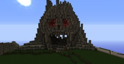 Skull Cave Minecraft Map & Project