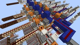 Decimal Adders/Subtractors Minecraft Map & Project