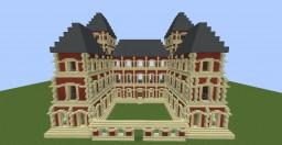 Castle Of Desto Minecraft