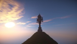 the solitary watchtower Minecraft Map & Project