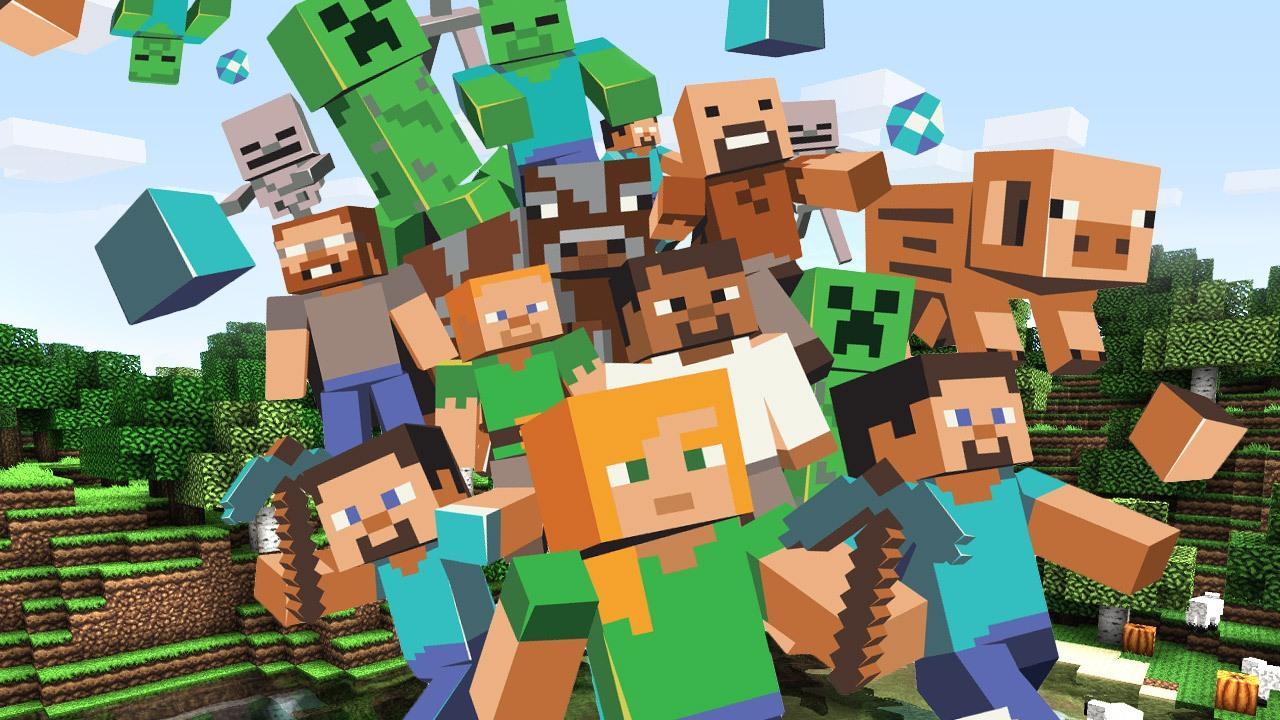 Minecraft PlayStation 3 Review  Minecraft Blog