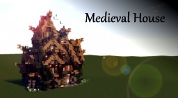 Medieval | House #4 [DOWNLOAD] Minecraft Project