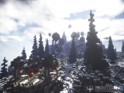 The Snow Minecraft Map & Project