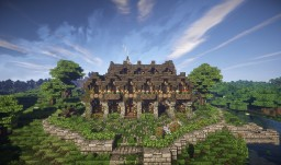 Domin Manor Minecraft Project