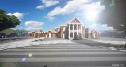 Georgian Mansion | WoK  TMA Minecraft Map & Project