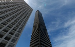 Aon Centre Los Angeles Minecraft