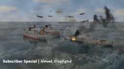 400 Subscriber Special | Naval Dogfight Minecraft Project