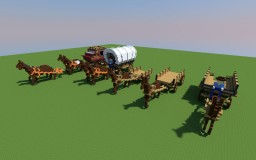 Carriage Minecraft Map & Project