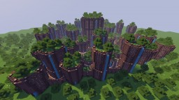 Minecraft Cinematic - City Of Nature + Download!
