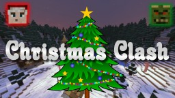 Christmas Clash || A 4-Player PvP Game Minecraft